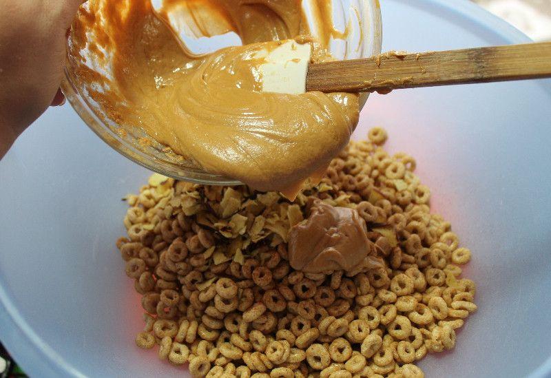 Apple cinnamon gluten free cereal bars gluten free