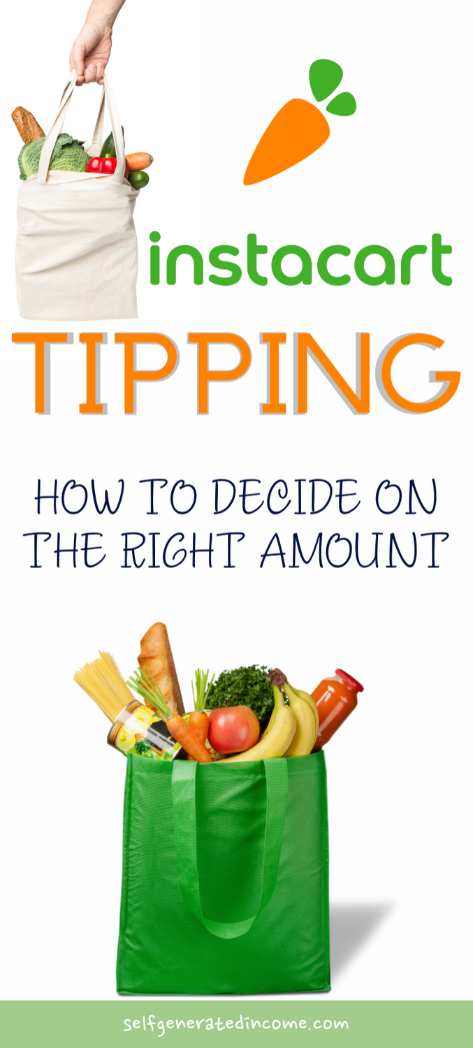 Instacart Tipping How to Decide on the Right Amount in