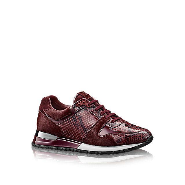 9a9032702adf Сникеры Run Away - Обувь   LOUIS VUITTON   Shoezzz   Pinterest ...