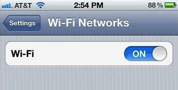 Apple S Ios 6 0 1 Still Has Wi Fi Bugs Wifi Apple Still Have