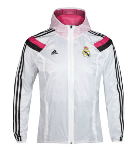 cheapest price reasonable price top brands Real madrid 1st eq. White Jacket 2014-2015 - €45.00 : Zen ...