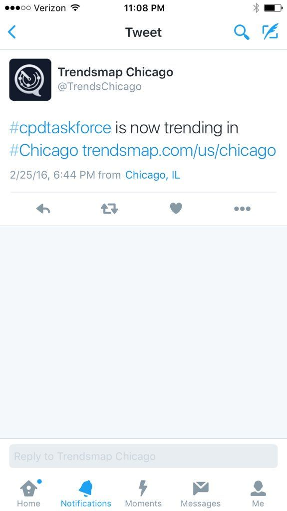 RT @Solutioneer72: #FireDanteServin KKKiller KKKop  Remember innocent victim #RekiaBoyd  #Chicago #BLM #ACAB #ftp #MakeThemPAY https://t.co/wRLFgdz4cL http://twitter.com/SpacebagRecords/status/710638953741815808 March 17 2016 at 06:28PM