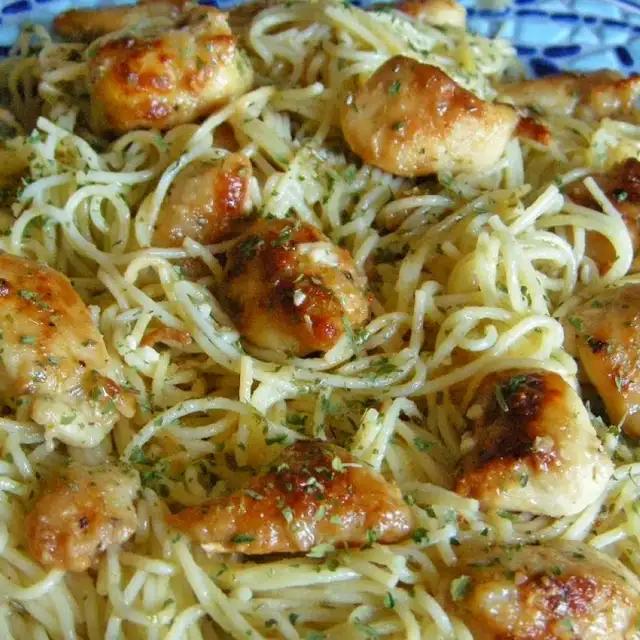 Chicken Picatta Pasta Recipe | Yummly