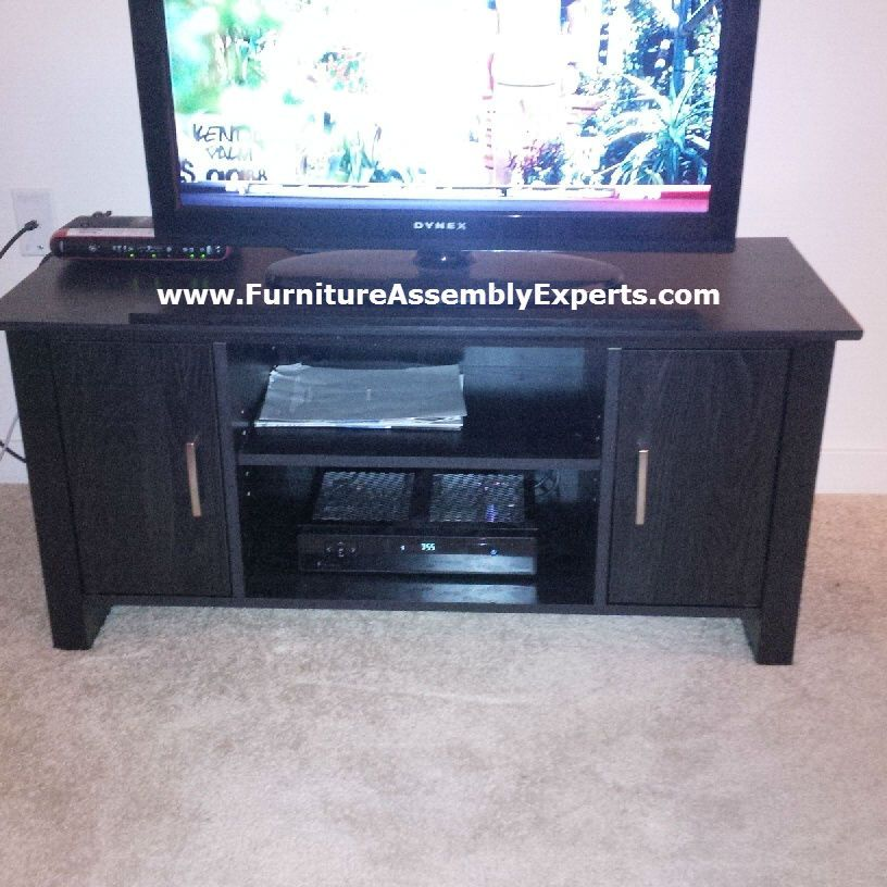 Walmart Mainstay Tv Stand Assembled In Mclean Va By Furniture