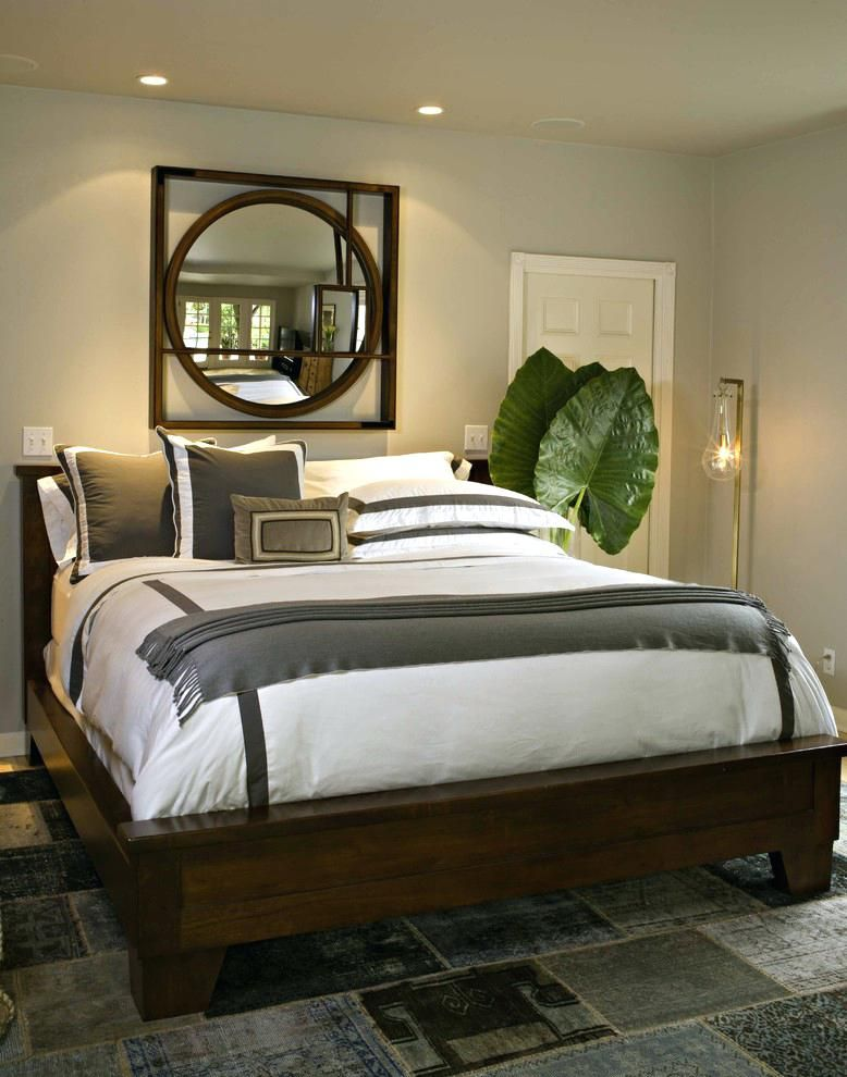 Beds Without Headboard Storiestrending Com In 2020 Bed Without Headboard Remodel Bedroom Guest Bedroom Remodel