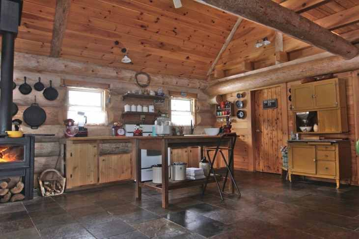 The Homestead Kitchen: Tips for Creating a Practical, Rustic, Self Sufficient Kitchen