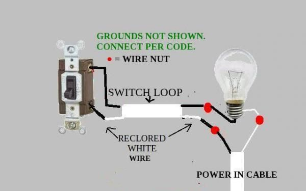 Image result for light switch diagram electrical wiring image result for light switch diagram asfbconference2016 Choice Image