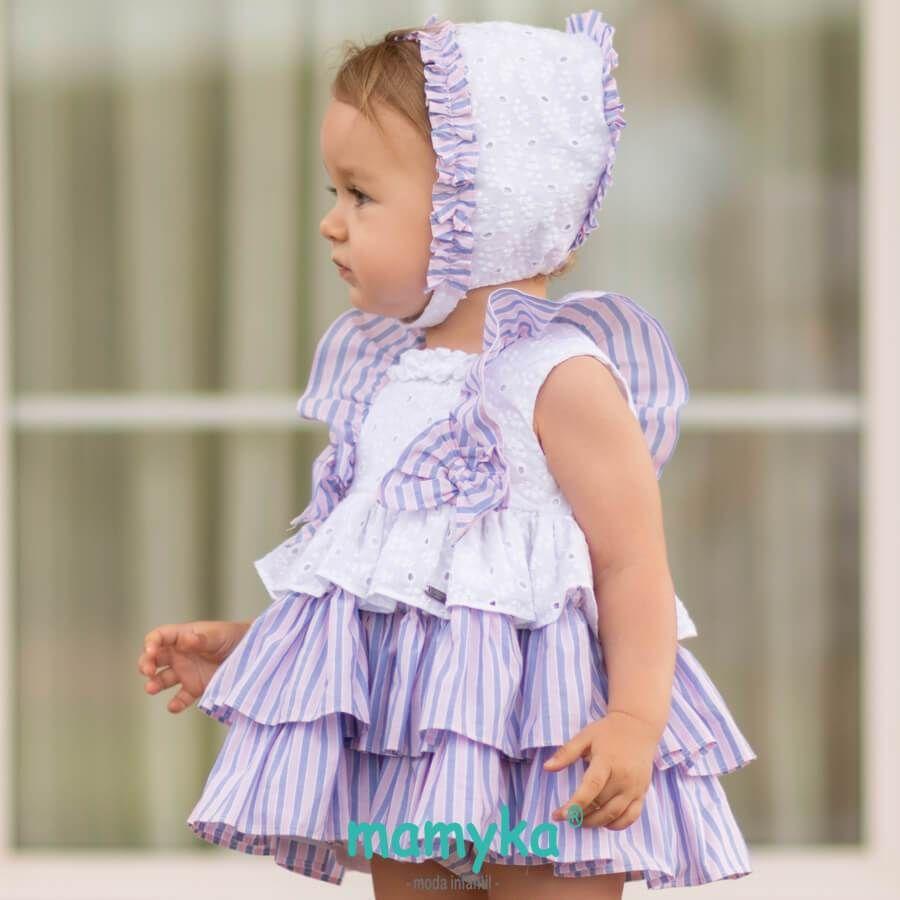 Vestidos de bebe verano 2019