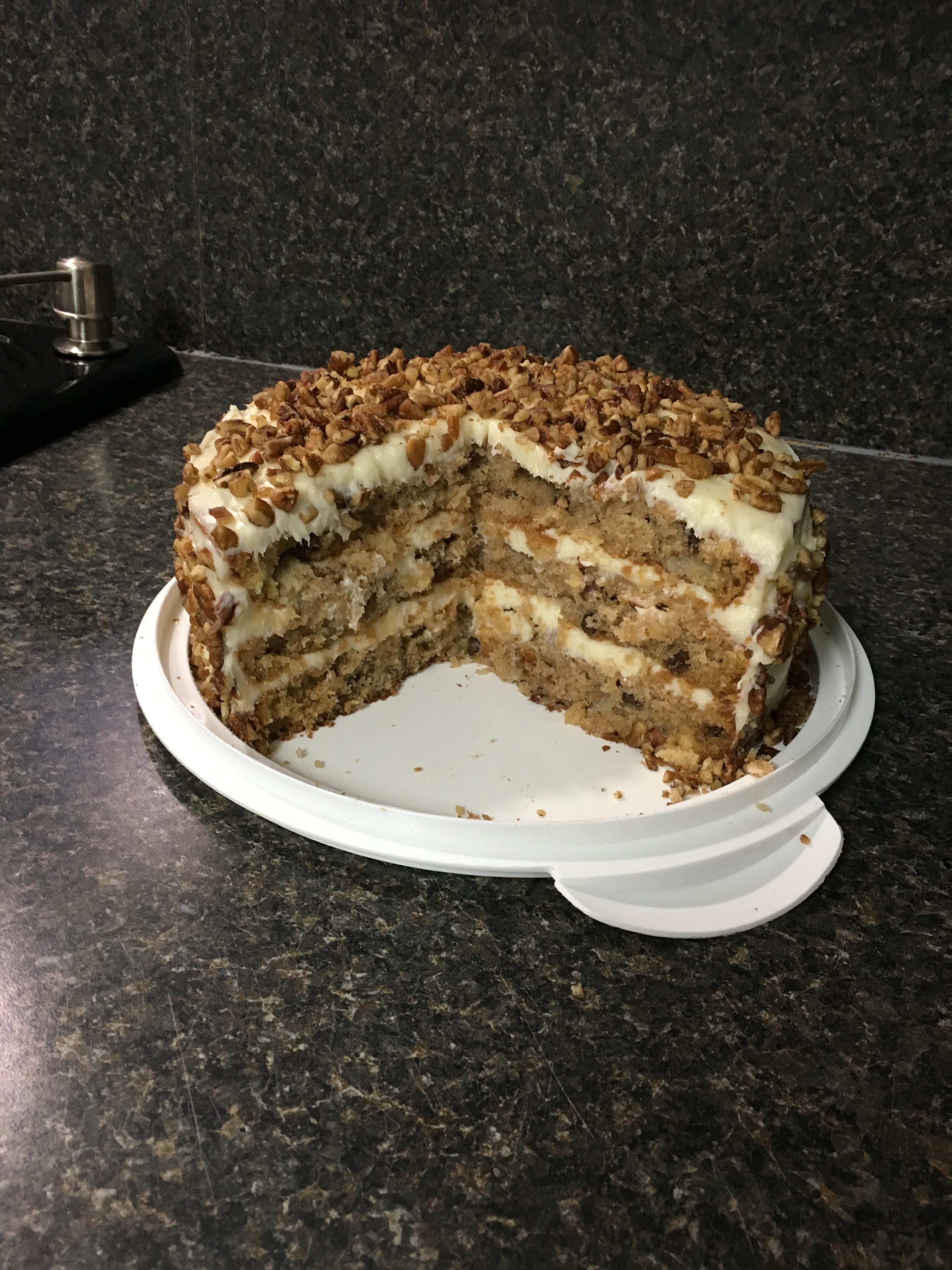 Hummingbird Cake Recipe Greensboro North Carolina Hummingbird