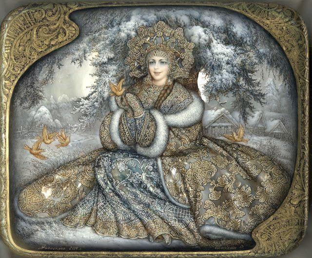Lo Specchio-Cielo: Afanas'ev