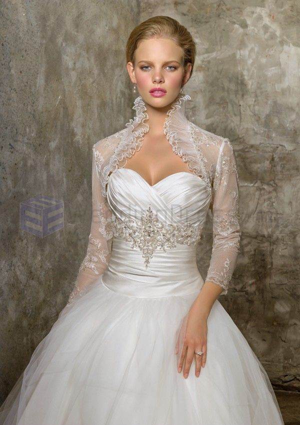 Wedding Dress Corset Bodice