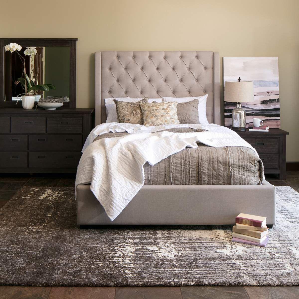 Parlee Bedroom sets, Bed furniture set, Farmhouse