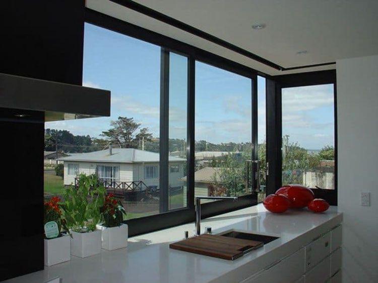 Aluminium Sliding Windows with Mosquito Net for Kenya High ...