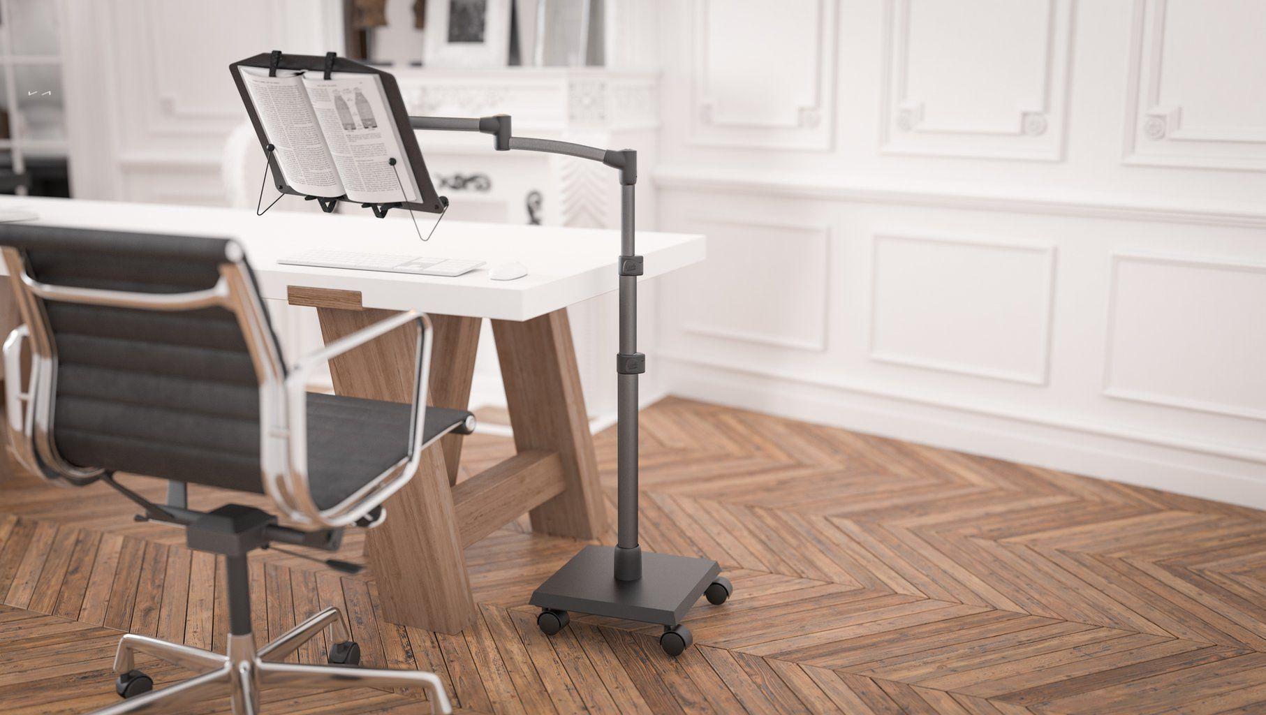 LEVO G2 Book Holder Floor Stand Book holders, Flooring