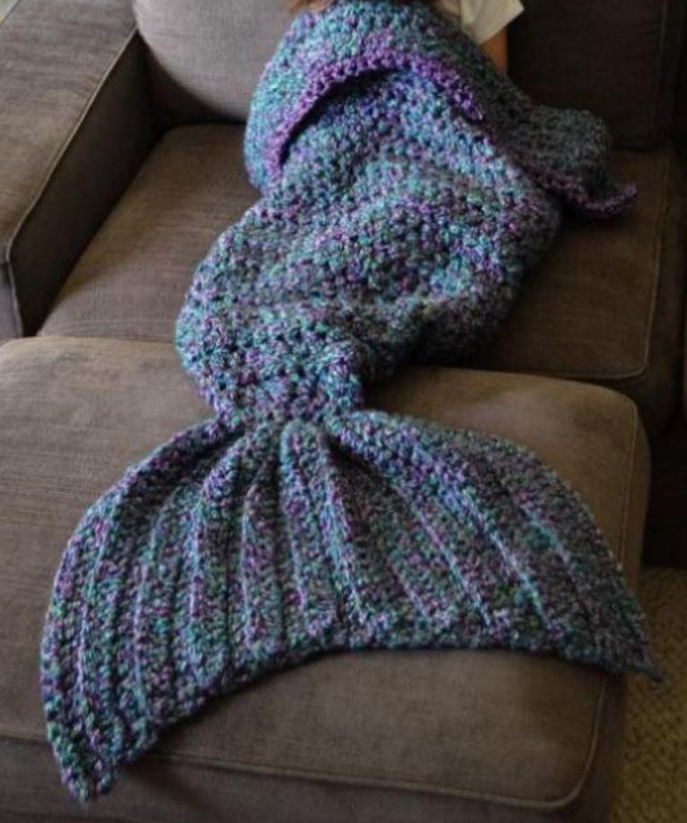 Mermaid Tail Blanket http://supercooltobuy.com/post/145678487322 ...
