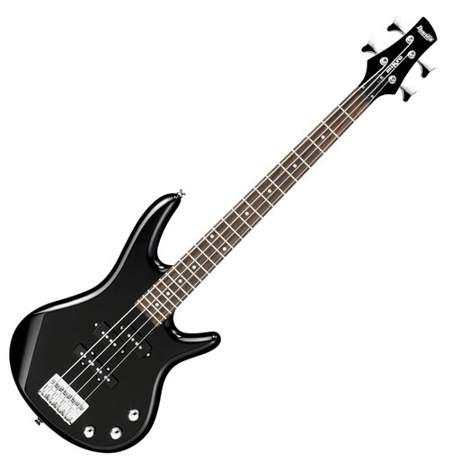Ibanez Gsrm20 Mikro Electric Bass Black Ibanez Guitars Learn Bass Guitar Electric Bass