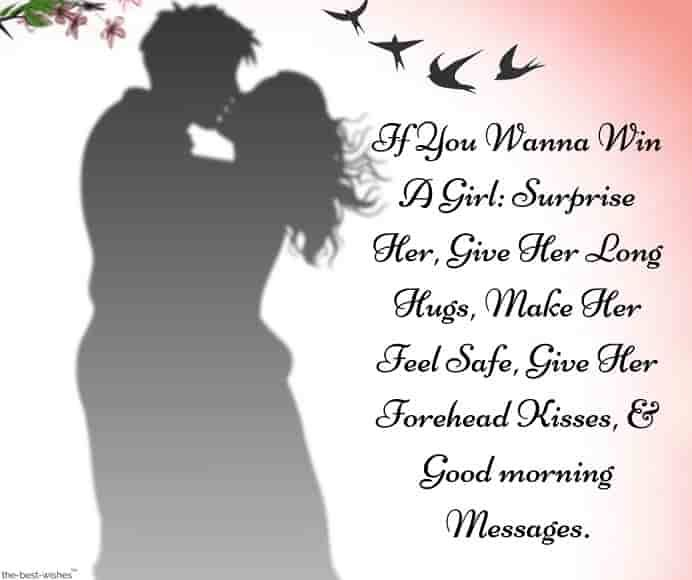 Good Morning Romantic Love Sms Messages Best Collection Good