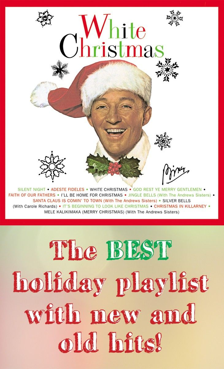 Listening to classic Christmas songs is one of the best parts of the ...