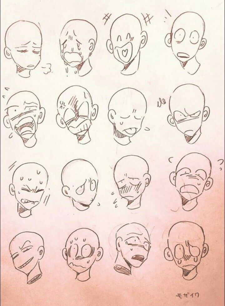 It's just a graphic of Luscious Drawing Expressions Practice