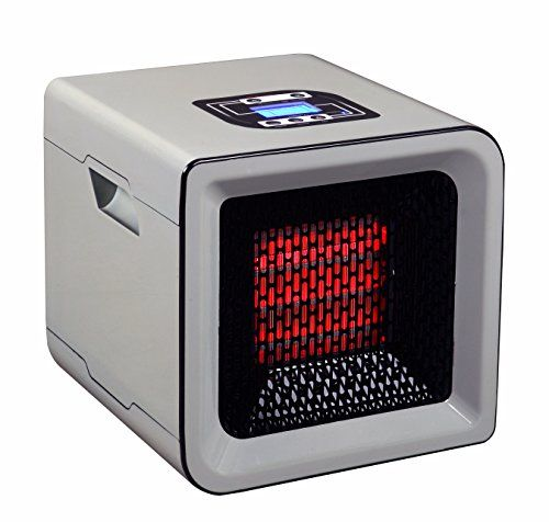Redcore 15306rc R1 Infrared Heater 1000 Square Feet Silver Infrared Heater Heater Best Space Heater