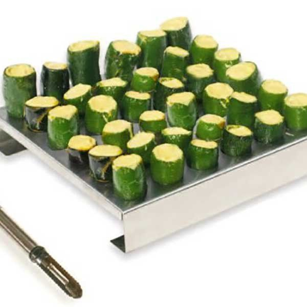 Jalapeno Grilling Rack With 36 Holes Under 50 For Men