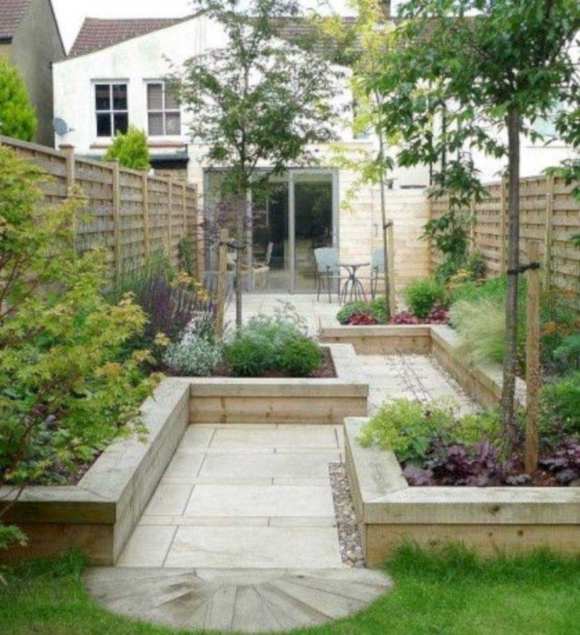 35 Beautiful Courtyard Garden Design Ideas Godiygo Com Courtyard Gardens Design Simple Garden Designs Backyard Garden Layout