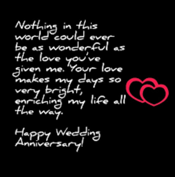 80+ Best Anniversary Wishes For Wife [ Romantic Quotes