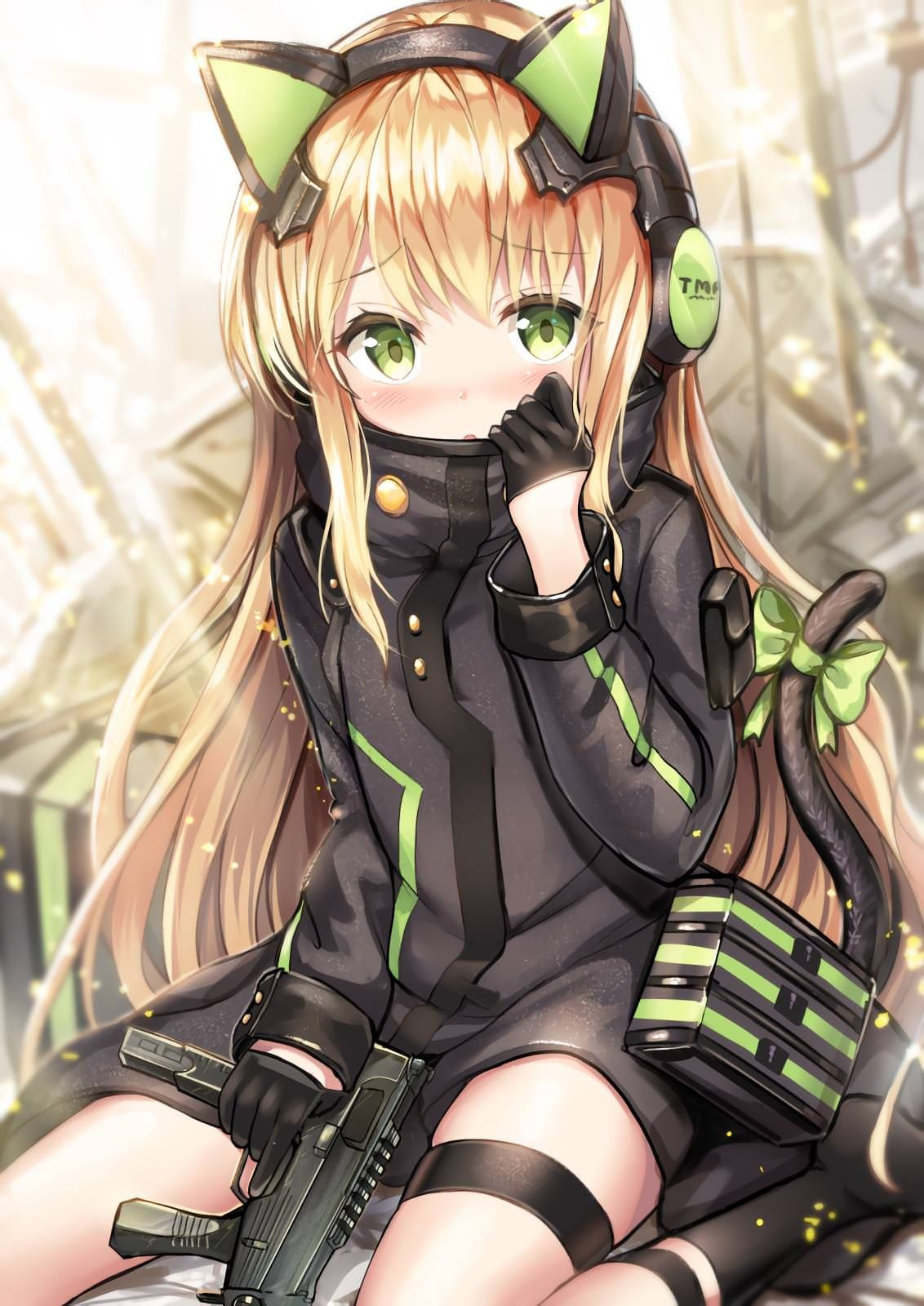 No One Told Me TMP's Could Be This Cute [Girls Frontline
