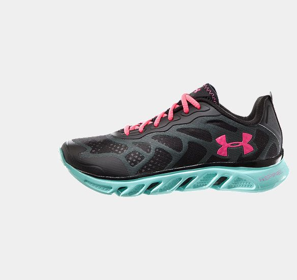 under armour shoes spine  4917a9224