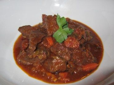 Pressure Cooking Chorizo Amp Beef Stew Pressure Cooking