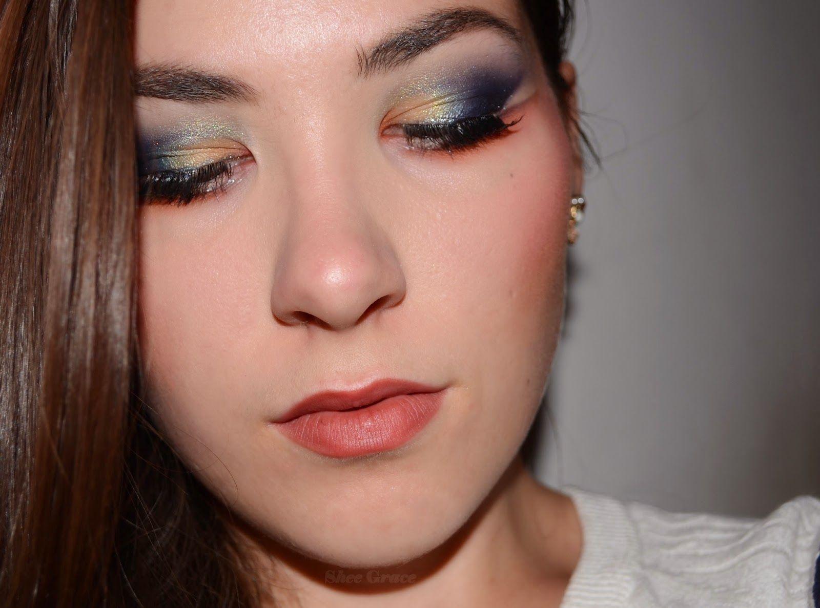 Farfalla themed make up