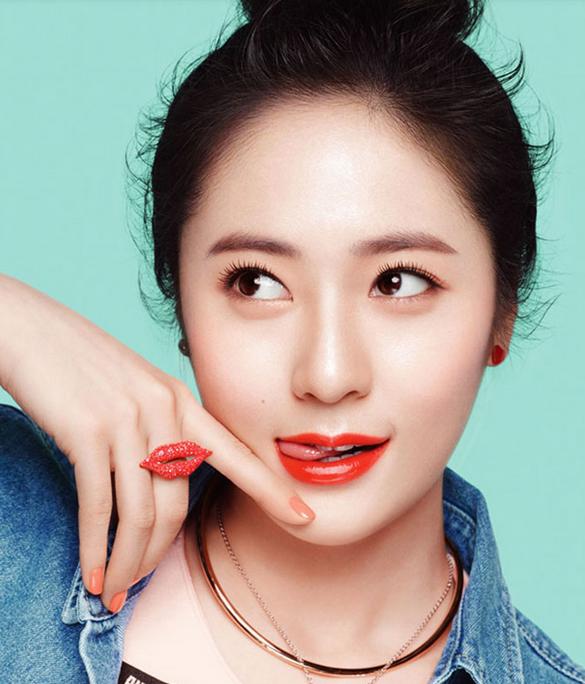 KBeauty liquid lipstick trend / Spring 2015 Lipstick
