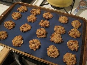 Another vegan compost cookie recipe.