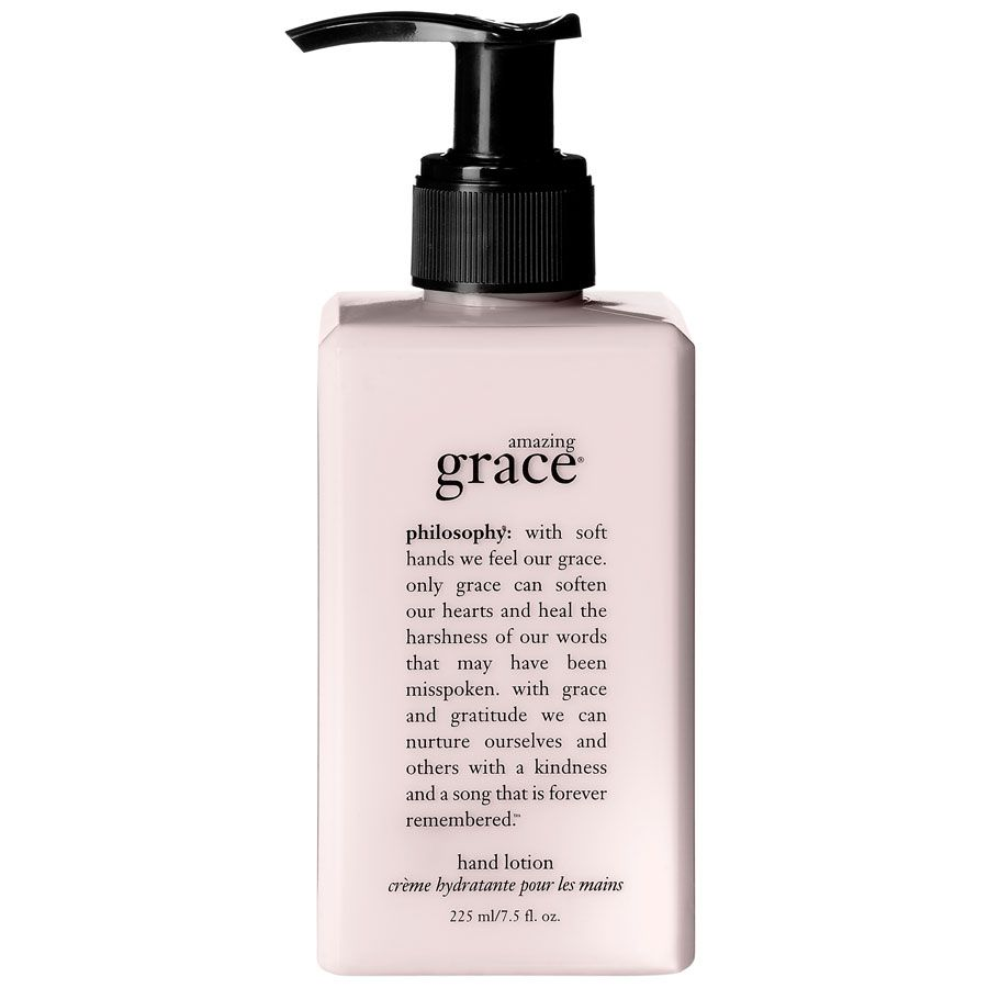 Like The Quotes On Philosophy S Products Philosophy Amazing Grace Amazing Grace Perfume Hand Lotion