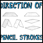 Direction to Draw your Lines with 3-Dimensional Objects