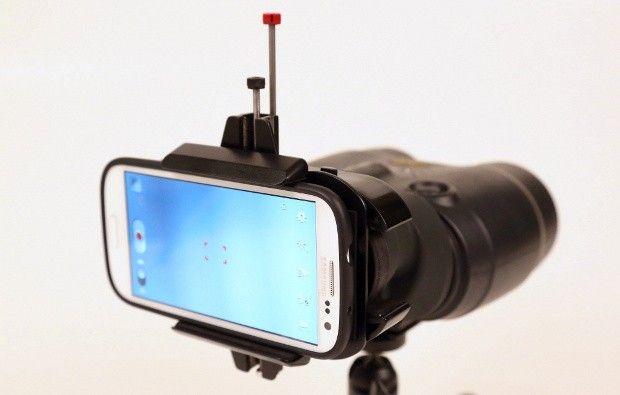 Insert Coin semifinalista Snapzoom conecta cualquier ámbito de aplicación a cualquier teléfono inteligente