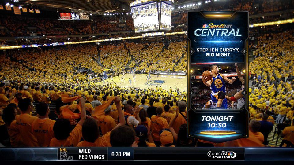 Sportsnet Central Rebrand Sports Channel Sports Graphics Channel Branding