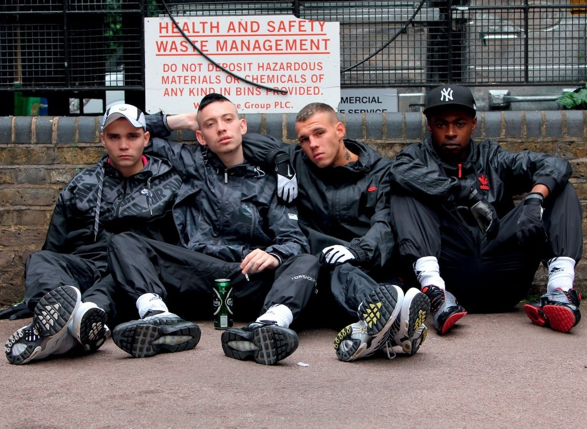 Scally Lads - Looking at the British gay scene's fetishisation of  sportswear.