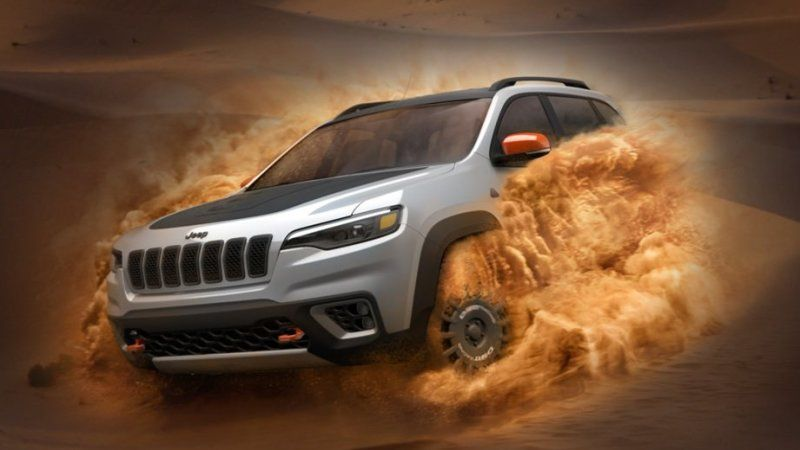 New Jeep Grand Wagoneer Deserthawk And Hybrid Models Arriving Soon Jeep Cherokee Jeep Grand Jeep
