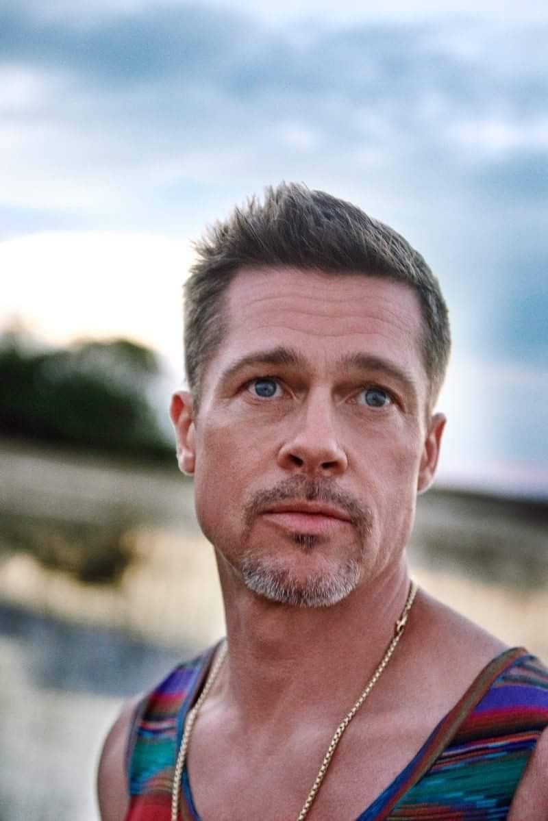 Brad Pitt Brad Pitt Haircut Brad Pitt Hair Brad Pitt