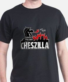 Chess Zilla 2 T-Shirt for