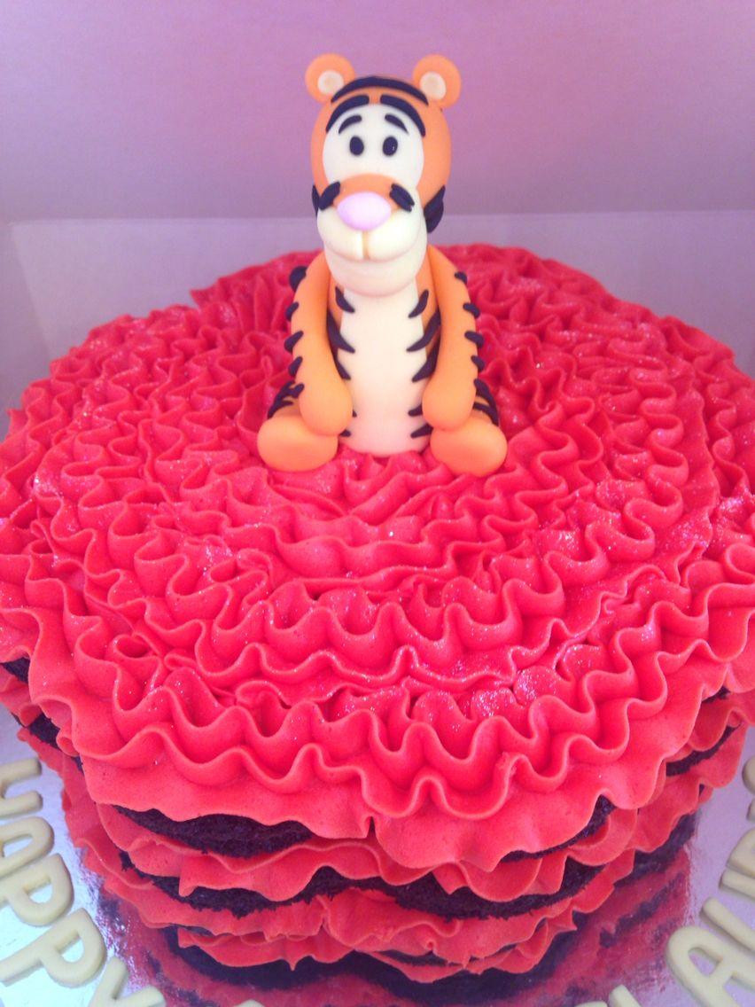 Tigger cake. SweetiePie Cupcakes. Auckland. New Zealand