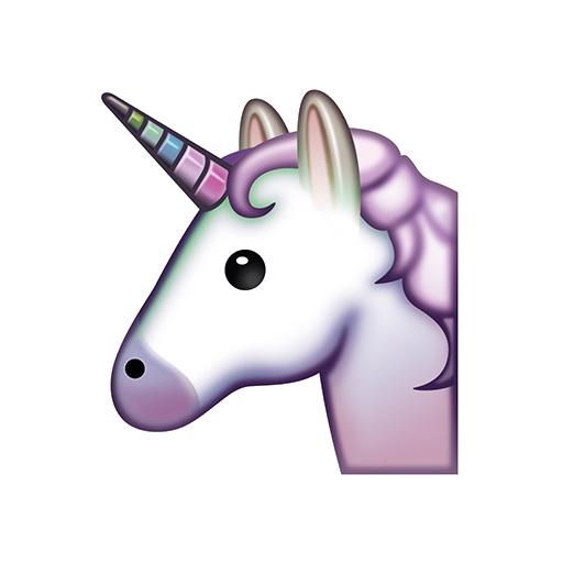 Pin by Khansa Huwaida on unicorn | Emoji stickers, Unicorn ...
