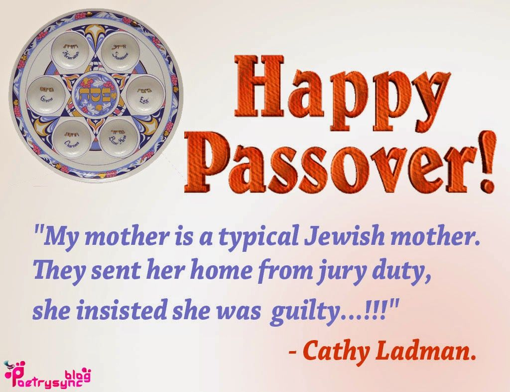 Happy passover starts holy week quote image my mother is a typical happy passover quotes and sayings and pesach greeting pictures m4hsunfo