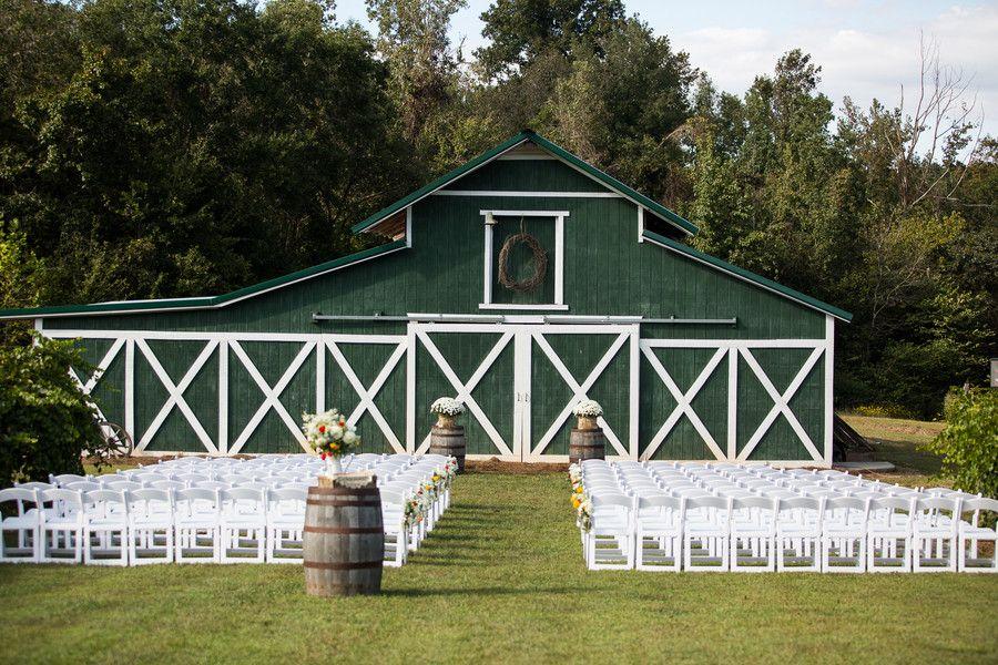 Megan and David's Wedding in Midland, North Carolina ...