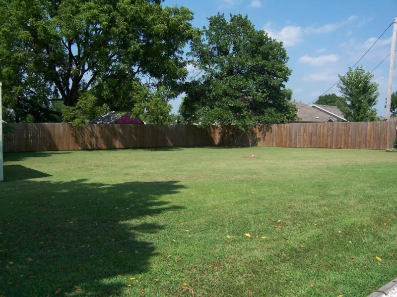 Big Backyard 1103 s. rex joplin, mo. | dream home design ideas | pinterest