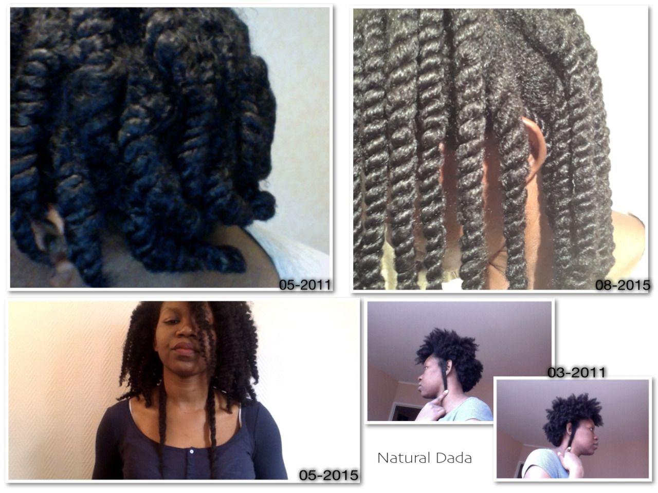 Faciliter la pousse des cheveux crepus