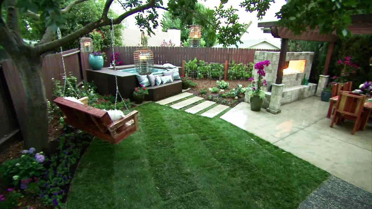 Backyard Landscaping Ideas With Hot Tub Fleagorcom | Hot tub ...