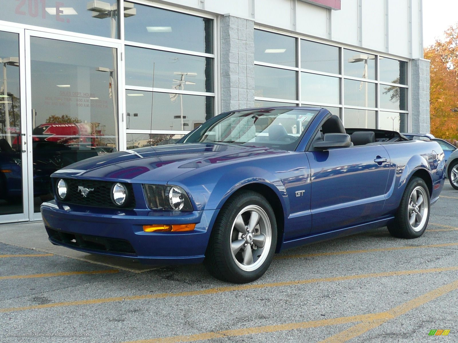 2006 Ford Mustang Gt Convertible 2006 Ford Mustang Ford Mustang Gt Ford Mustang