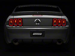 Win 2017 Ford Raptor 850 Hp Mustang At Americanmuscle Tail Light Mustang Parts Volkswagen Phaeton